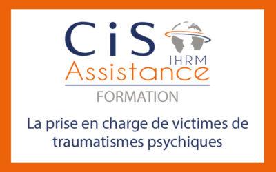 12 mai 2018 – Toulouse – La prise en charge de victimes de traumatismes psychiques