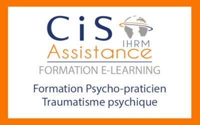 Formation Psychopraticien psychotrauma